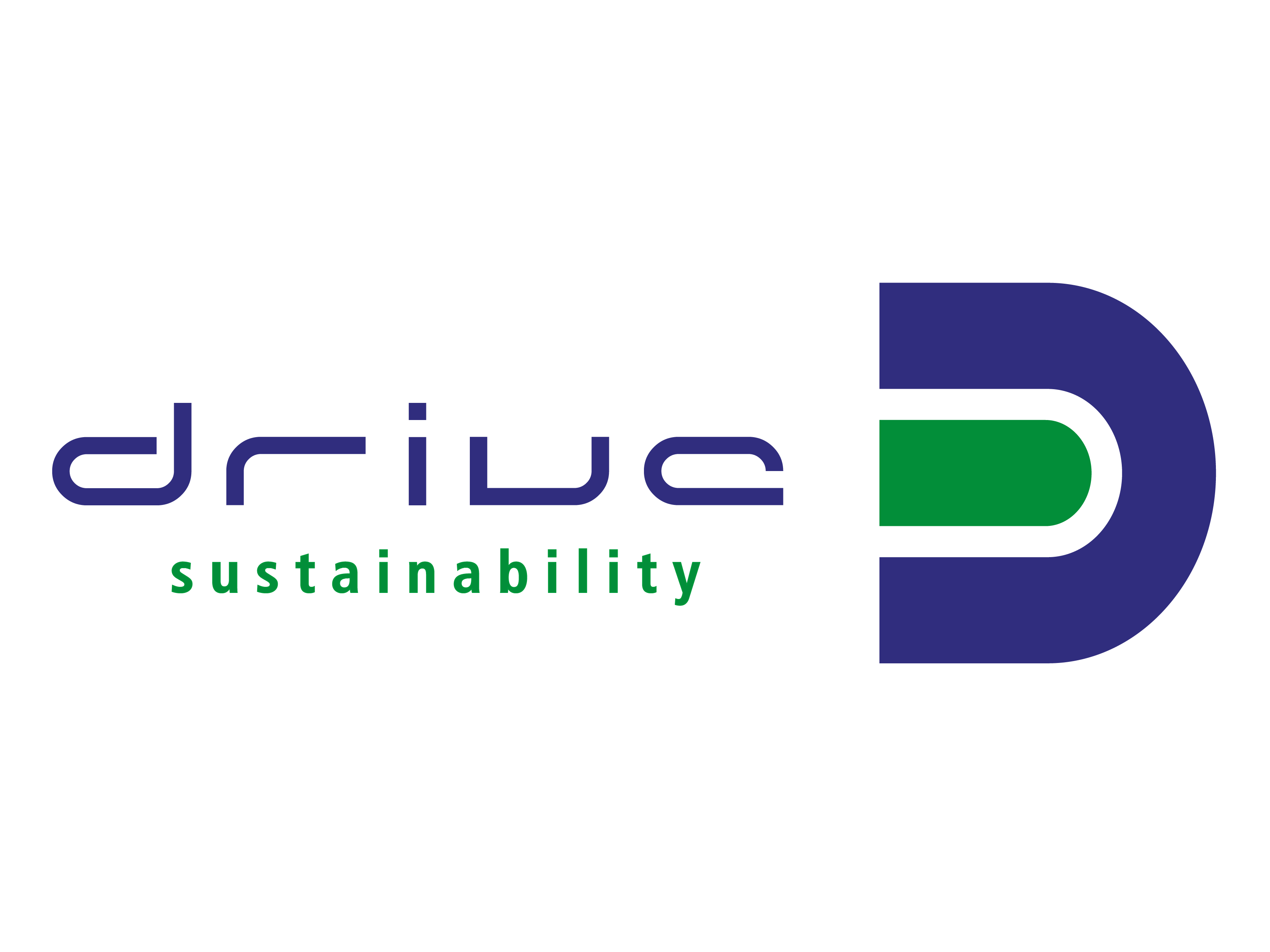 Drive Sustainability logo